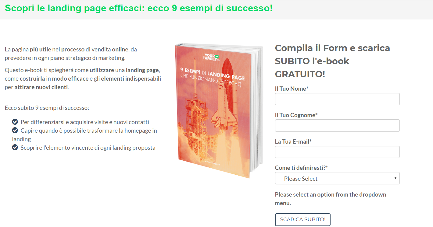 Screenshot E-book_Landing Page