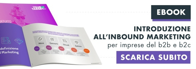 Introduzione all'inbound Marketing B2B B2C - Ebook